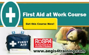 firs aid training  E learning