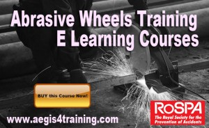 Abrassive Wheels E learning