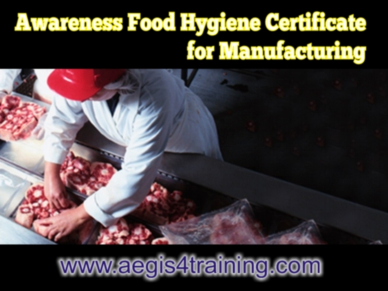 Food Safety Training in the UK
