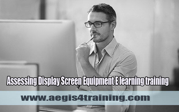 Screen display training in UK