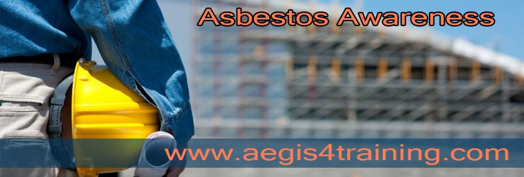 asbestos awareness online training in UK