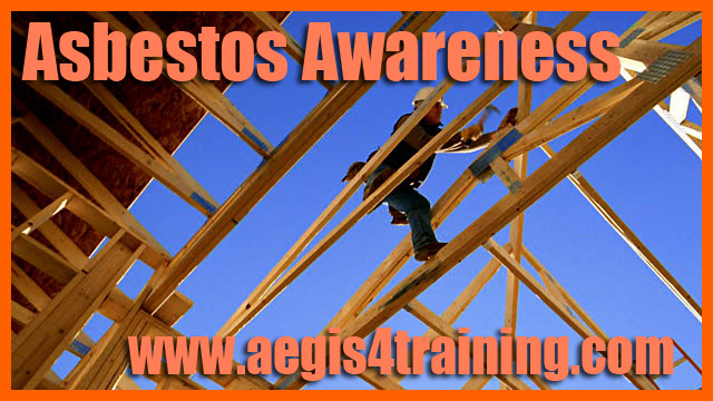 asbestos awareness training in UK