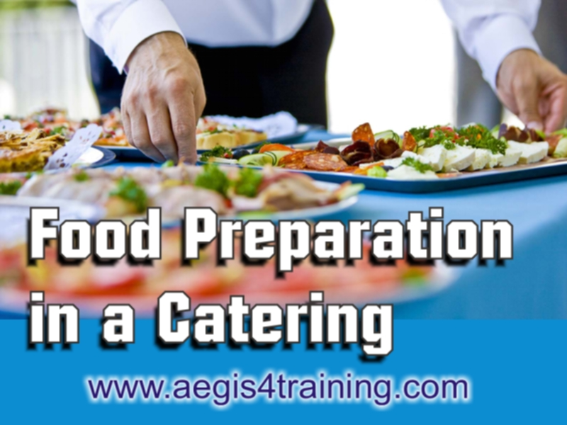 Food safety Catering