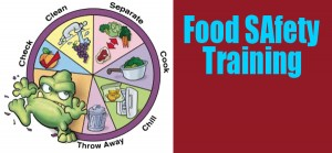 food safety training in UK