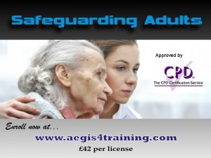 Safeguarding adults Training in UK