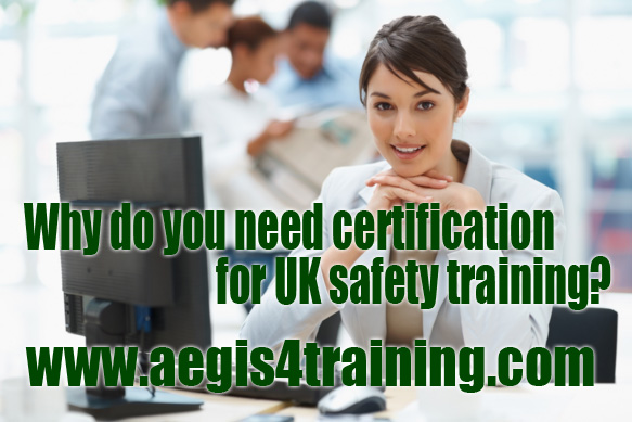 Uk safety training