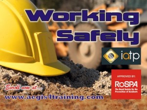 Working safely training in UK