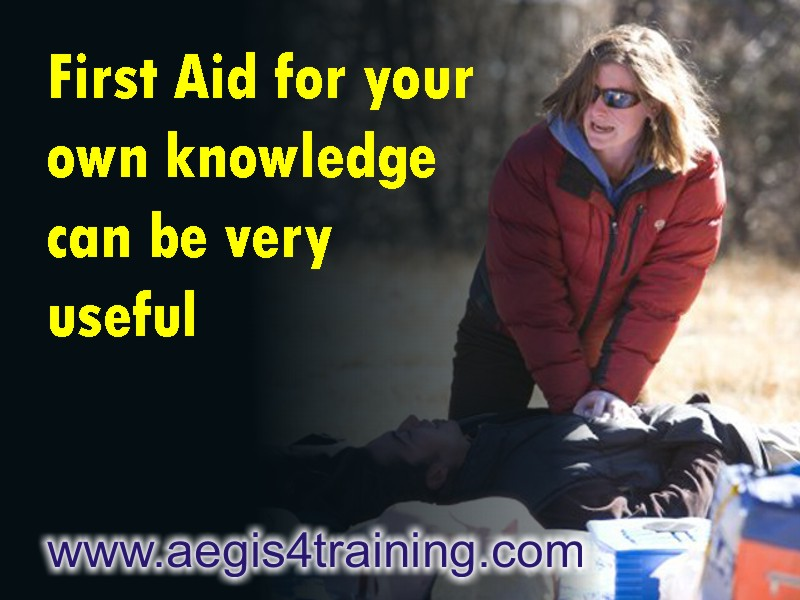 First Aid Training in the UK