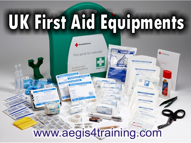 First Aid Kits Aegis 4 training