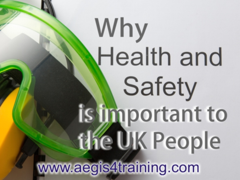 Health and Safety in the UK